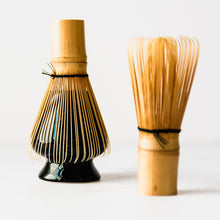 Load image into Gallery viewer, Matcha Whisk Holder Kusenaoshi Black