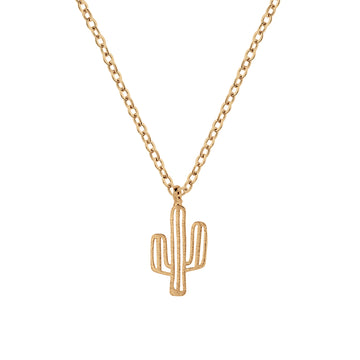 Calista Necklace Gold