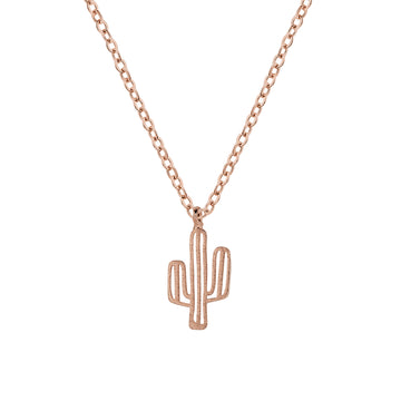Calista Necklace Rose Gold