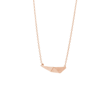 Claire Necklace Rose Gold