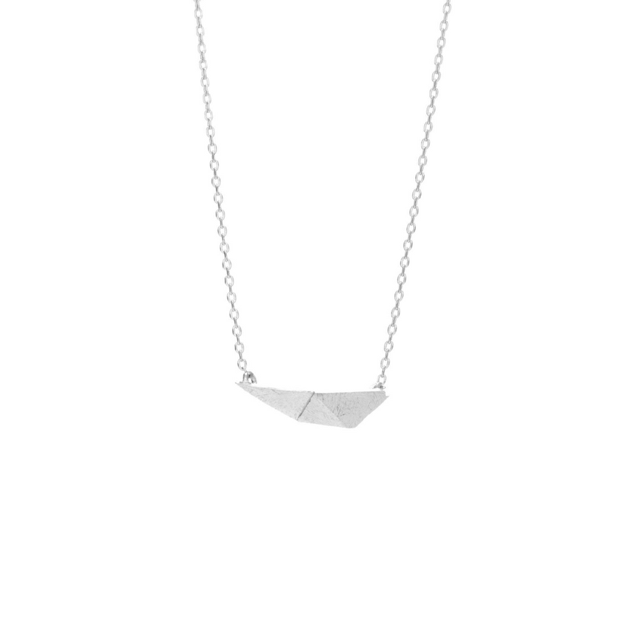 Claire Necklace Silver