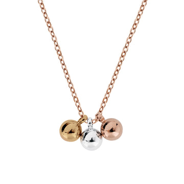 Edyta Necklace Rose Gold