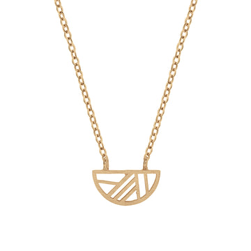 Ida Necklace Gold