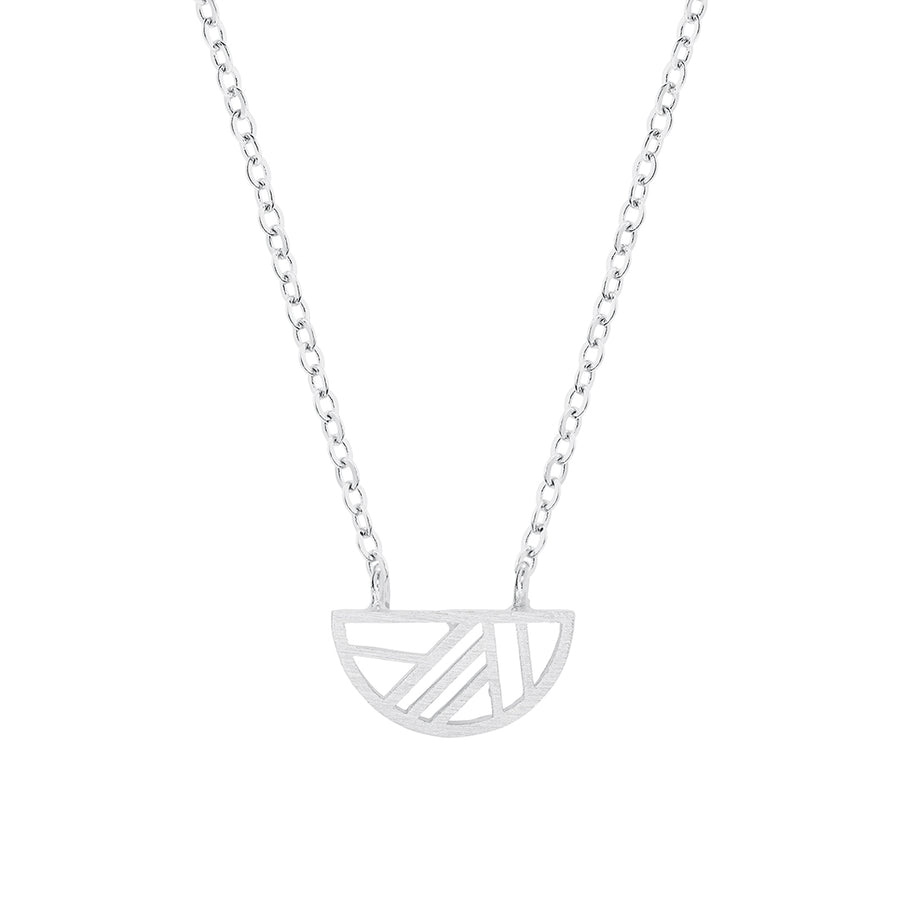 Ida Necklace Silver