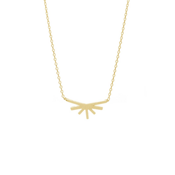 Kaylee Necklace Gold