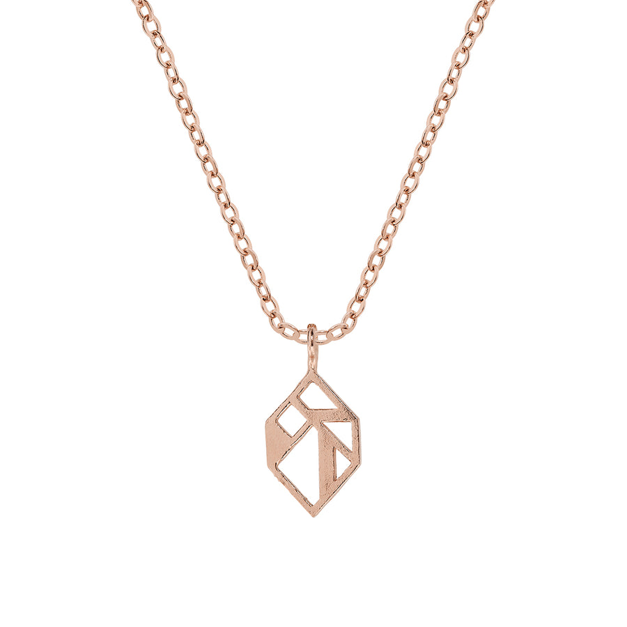 Letty Necklace Rose Gold