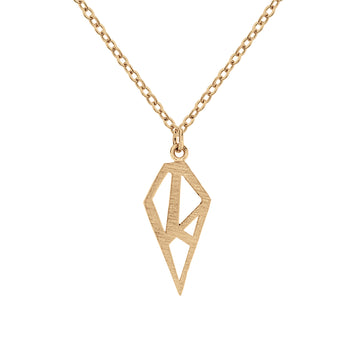 Nahia Necklace Gold