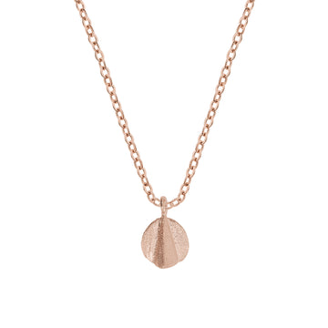 Shura Necklace Rose Gold