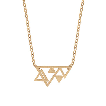 Ulyssa Necklace Gold