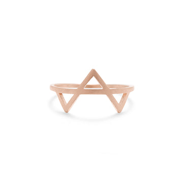 Layla Ring Rose Gold