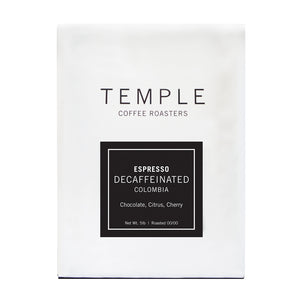 Decaffeinated Colombia