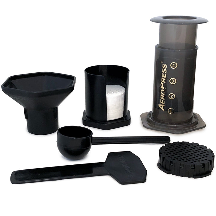 Aeropress with Carrier