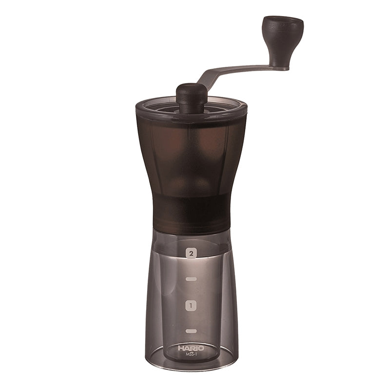 "Hario Ceramic Coffee Mill ""Mini Plus"""