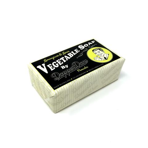 Dapper Dan Lemongrass & Limes Vegetable Soap