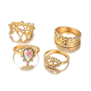 Oceania Ring Set (4pc)