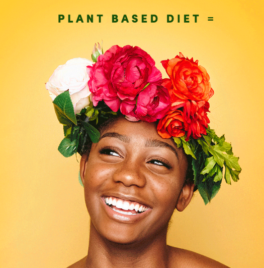 Get Glowing Skin with a Plant-Based Diet