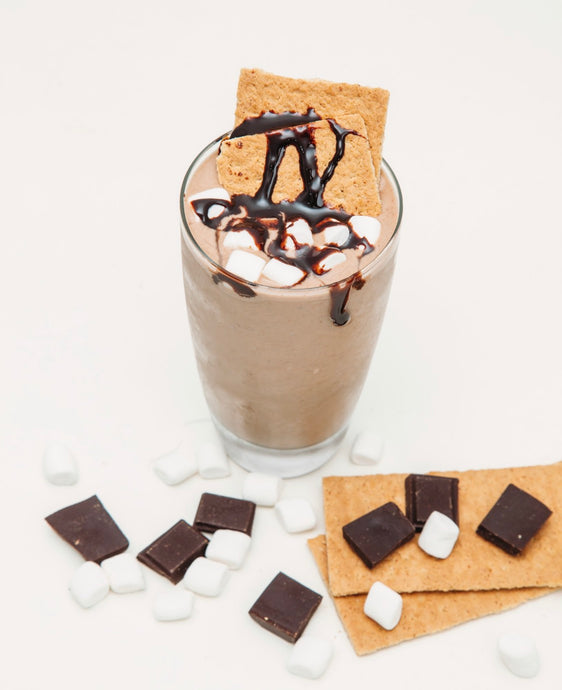 'Tis the season for s'mores!
