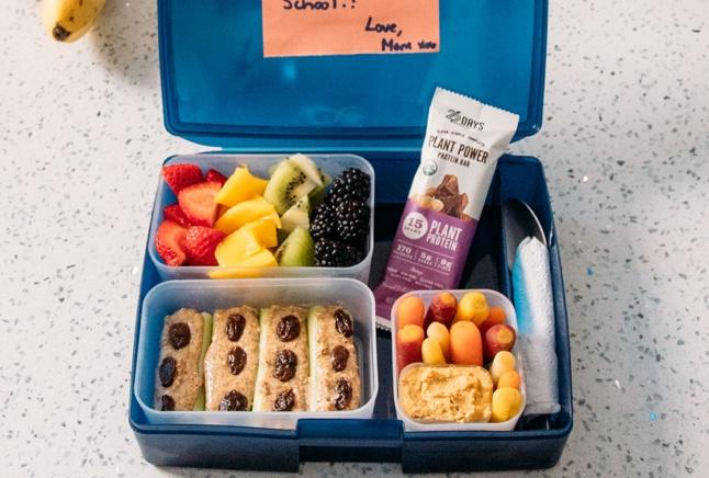 Top Picks for Back To School Plant-Based Lunches