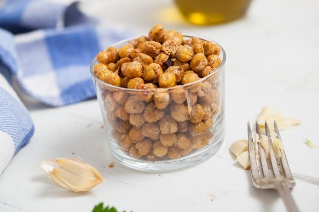 Chickpeas, 5 Different Ways