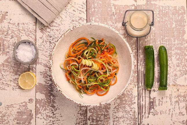 7 Plant-Based Spiralized Veggie Recipes