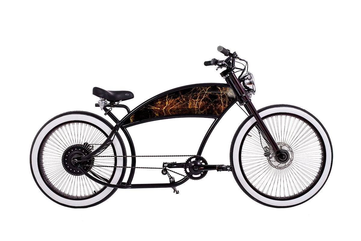 """El Jefe"" Electric Chopper Bike"