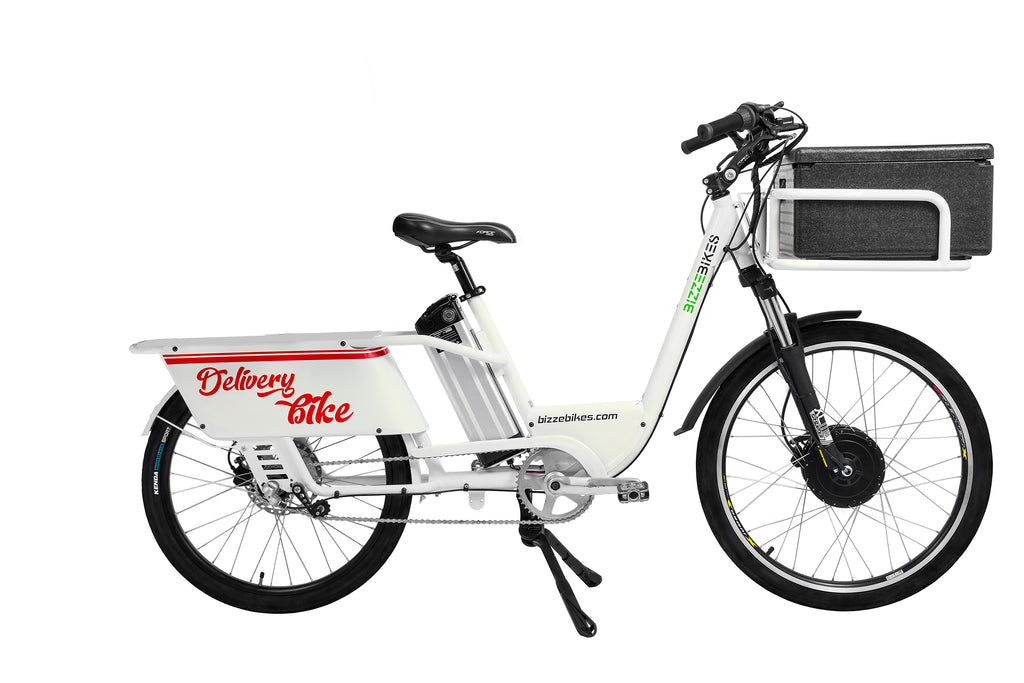 Electric Food Delivery Bike - 16Ah