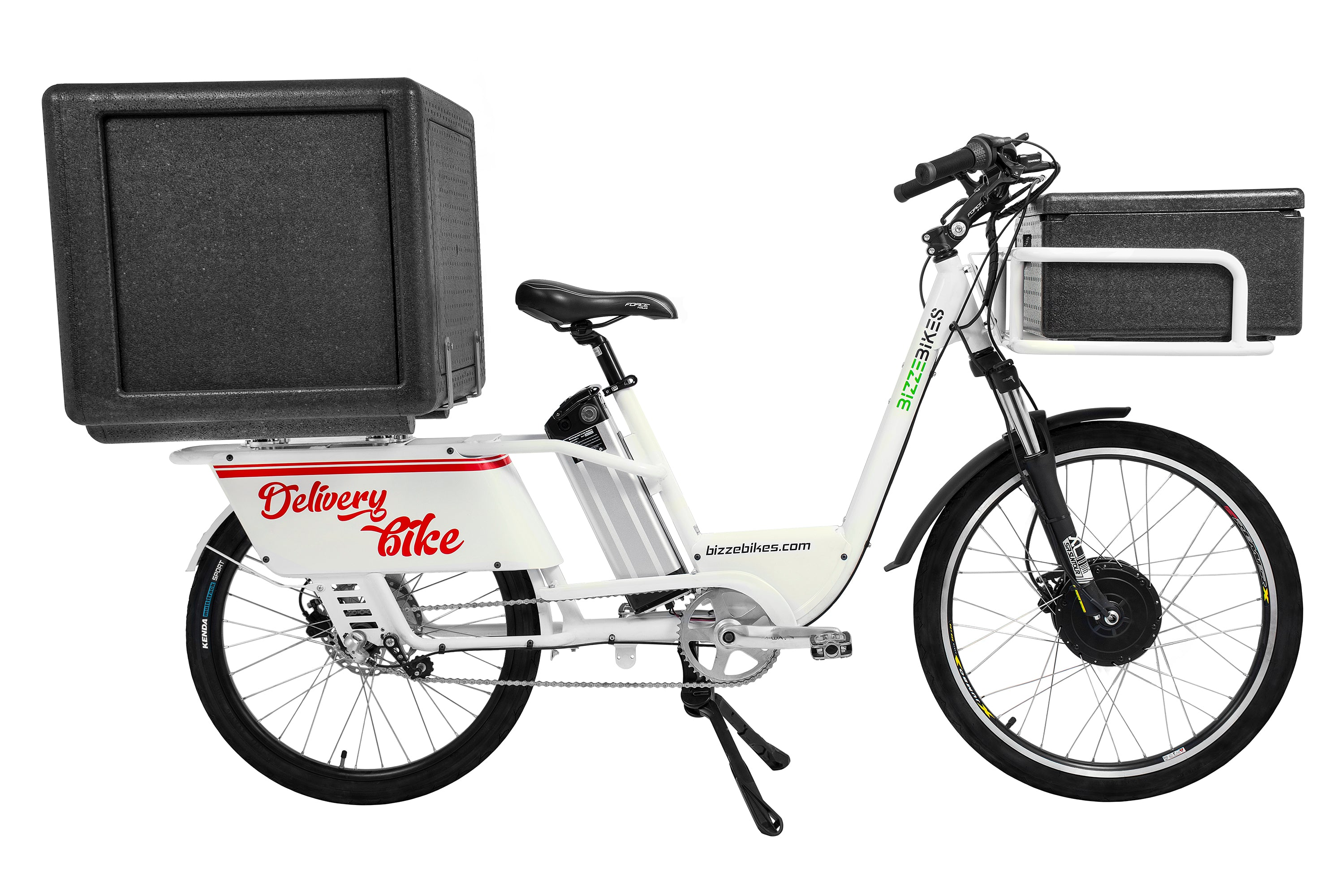 Electric Food Delivery Bike - 32Ah