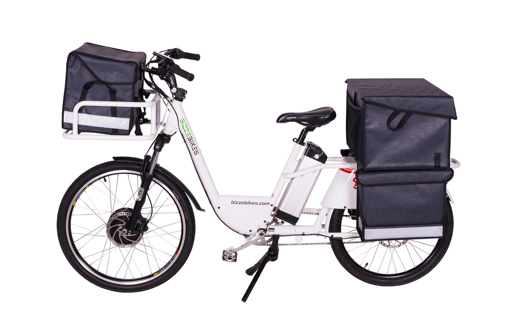 Courier and Post Electric Bike
