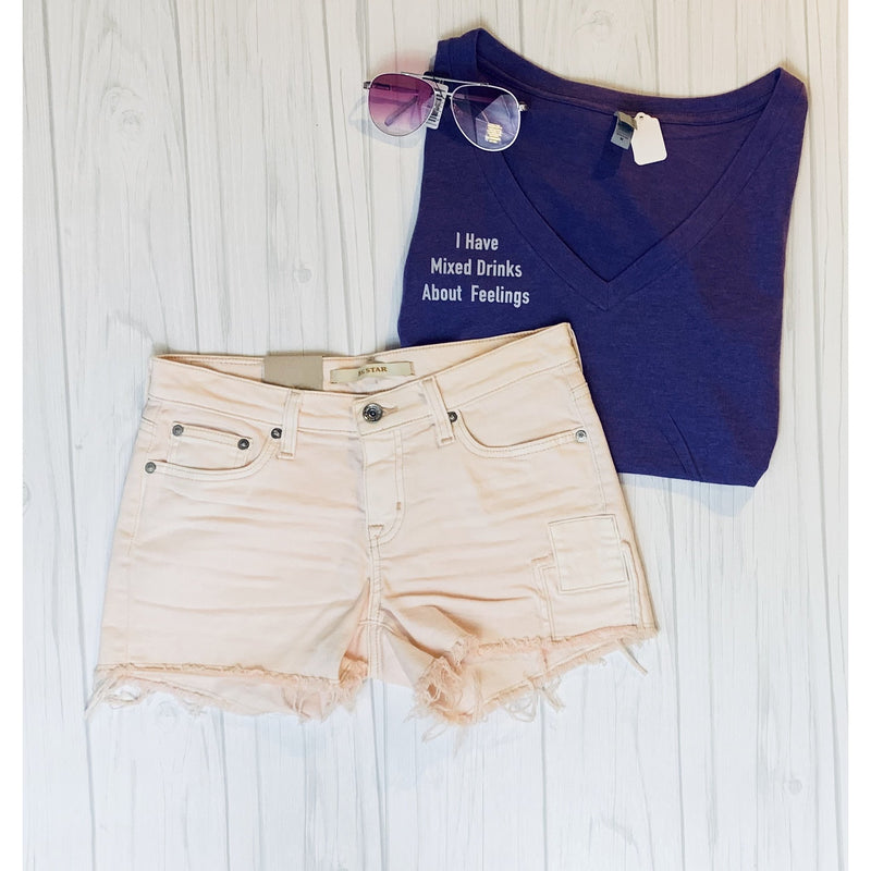 Big Star Alex Shorts Seashell