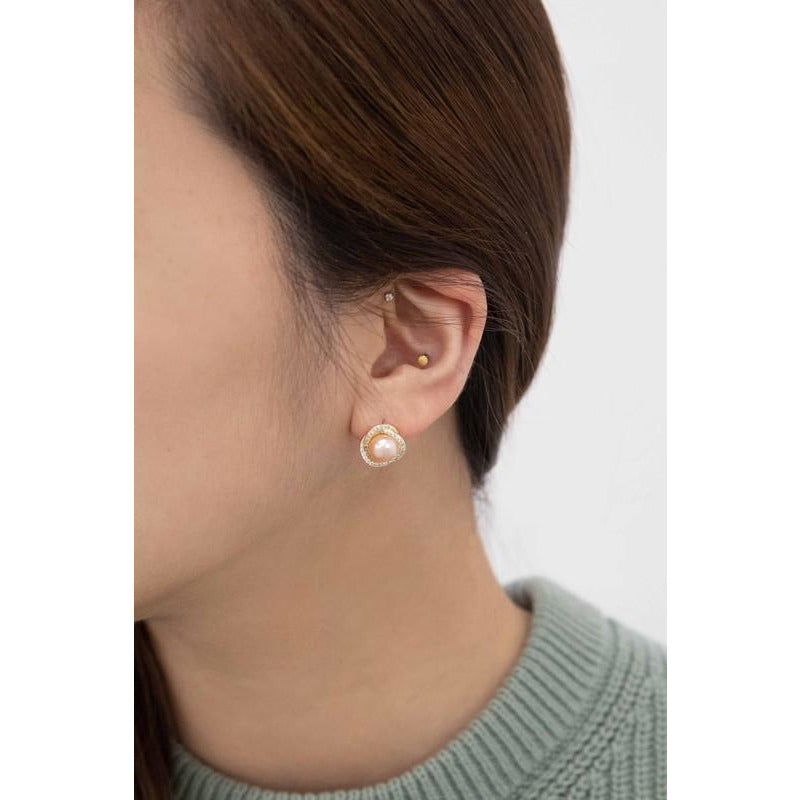 Elegance Stud Earrings