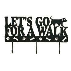 Lets Go For A Walk Hooks