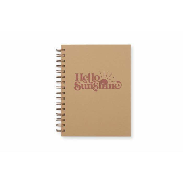 Hello Sunshine Journal : Lined