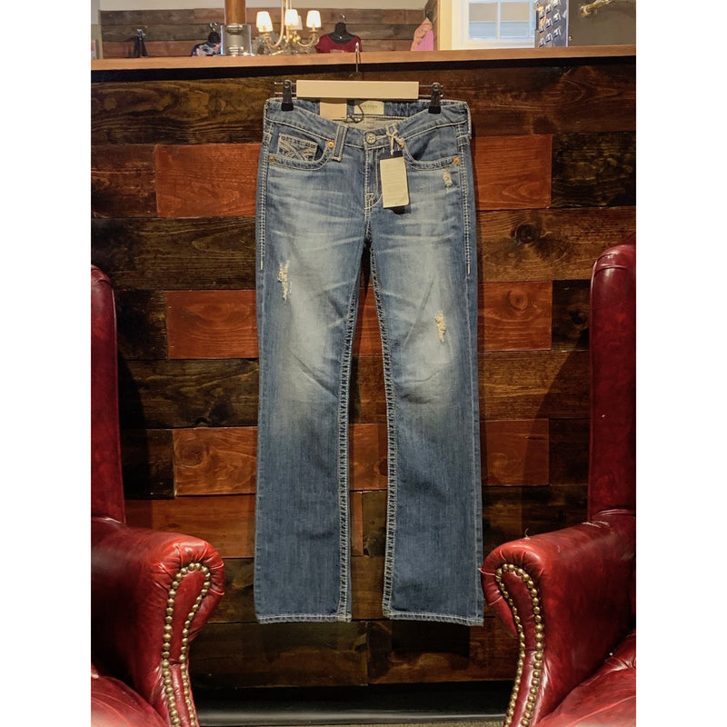 Big Star Crystal Remy Boot Cut