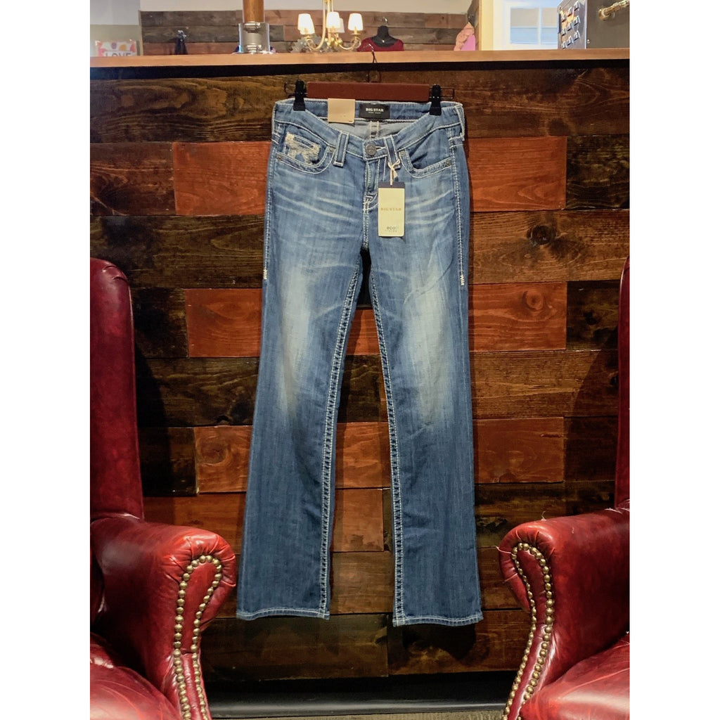 Big Star Sequoia Remy Boot Cut