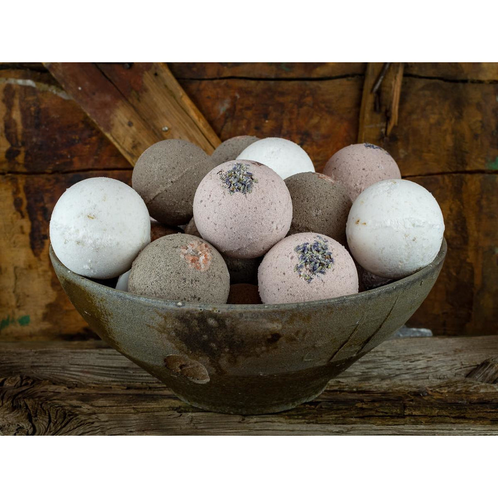 Good Earth Bath Bombs