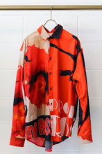 Load image into Gallery viewer, MSGM Profond Camicia Shirt Red