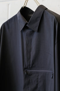 Y-3 M CL Long Shirt - Black