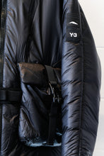 Load image into Gallery viewer, Y-3 M CH3 Lightweight puffy Jkt - Black