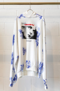 Misbhv Tie Dye Strictly Domianant Hoodie-WHT
