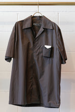 Load image into Gallery viewer, Hyein Seo Smokers Shirt - Brown