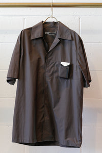 Hyein Seo Smokers Shirt - Brown