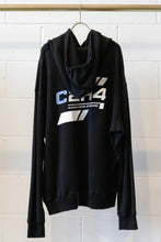 Load image into Gallery viewer, C2H4 Company logo Hoodie-BLK