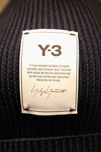 Load image into Gallery viewer, Y-3 Classic Beanie - Black