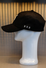 Load image into Gallery viewer, XXXSCOFF S XXX logo baseball cap - Black