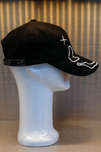 Load image into Gallery viewer, XXXSCOFF FACE Scoff Baseball deep cap - Black