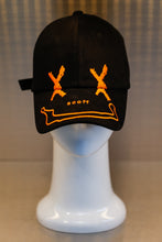 Load image into Gallery viewer, XXXSCOFF Face Scoff XX logo Cap - Orange