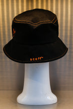 Load image into Gallery viewer, XXXSCOFF Face Scoff xx Logo bucket hat -Orange