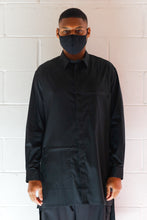 Load image into Gallery viewer, Y-3 M CL Long Shirt - Black
