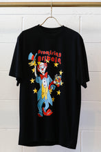 Load image into Gallery viewer, Martine Rose T-shirt W/ Clown Artwork -BLK