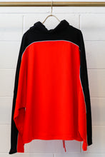 Load image into Gallery viewer, Martine Rose Batwing Jersey Sweatshirt-RED